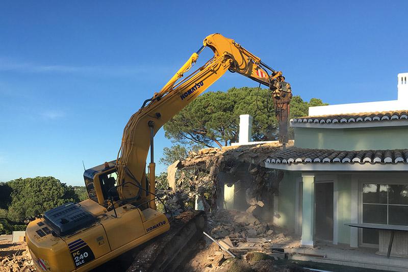 Character Construction Company Full Refurbs Algarve