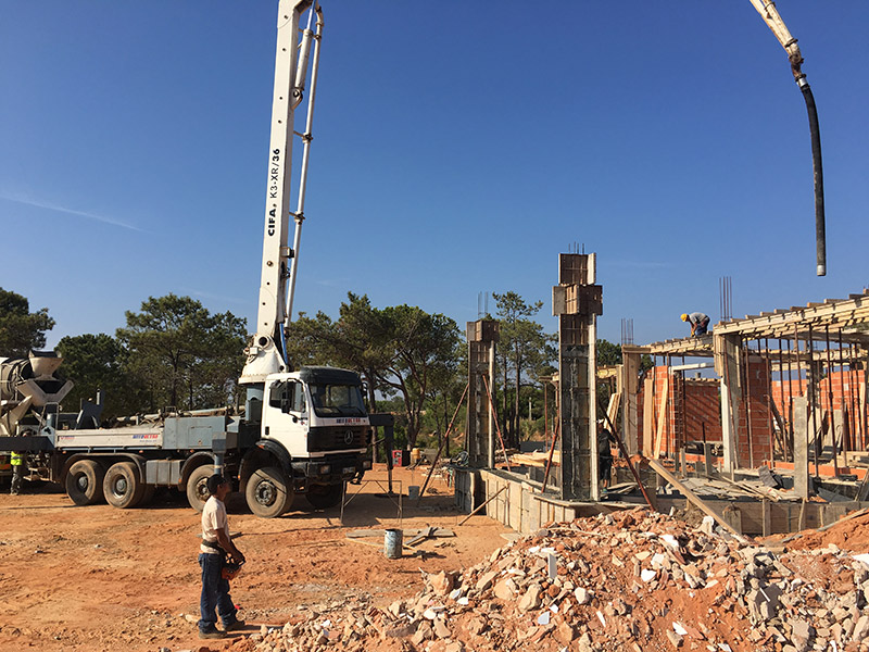 Character Construction Company New Build Algarve