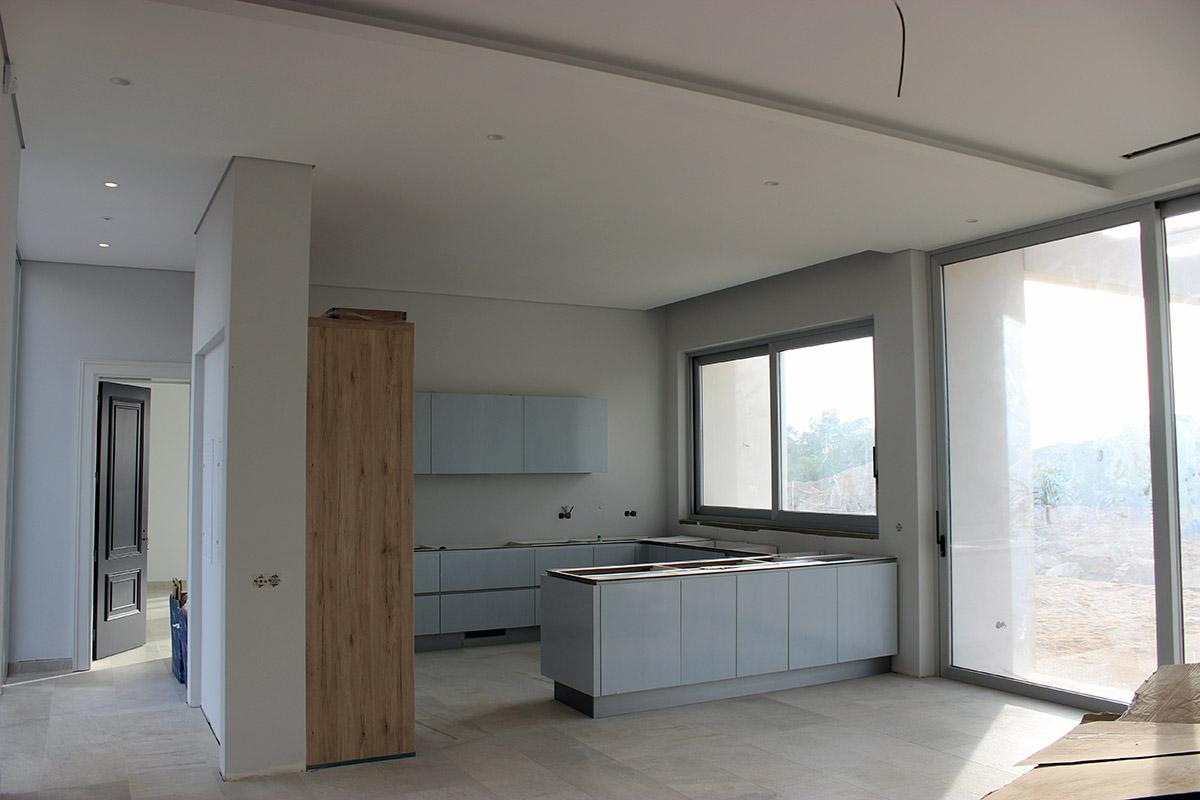 New Villa Construction in Laranjal, Quinta do Lago