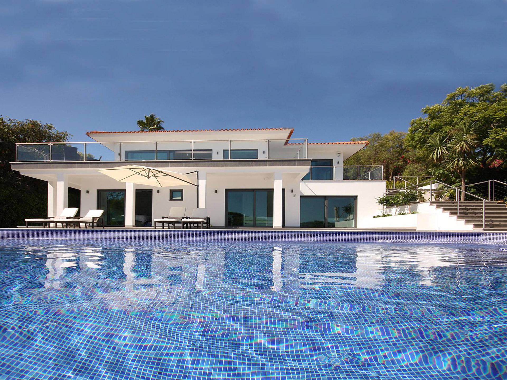 Villa Refurbishment - Back side