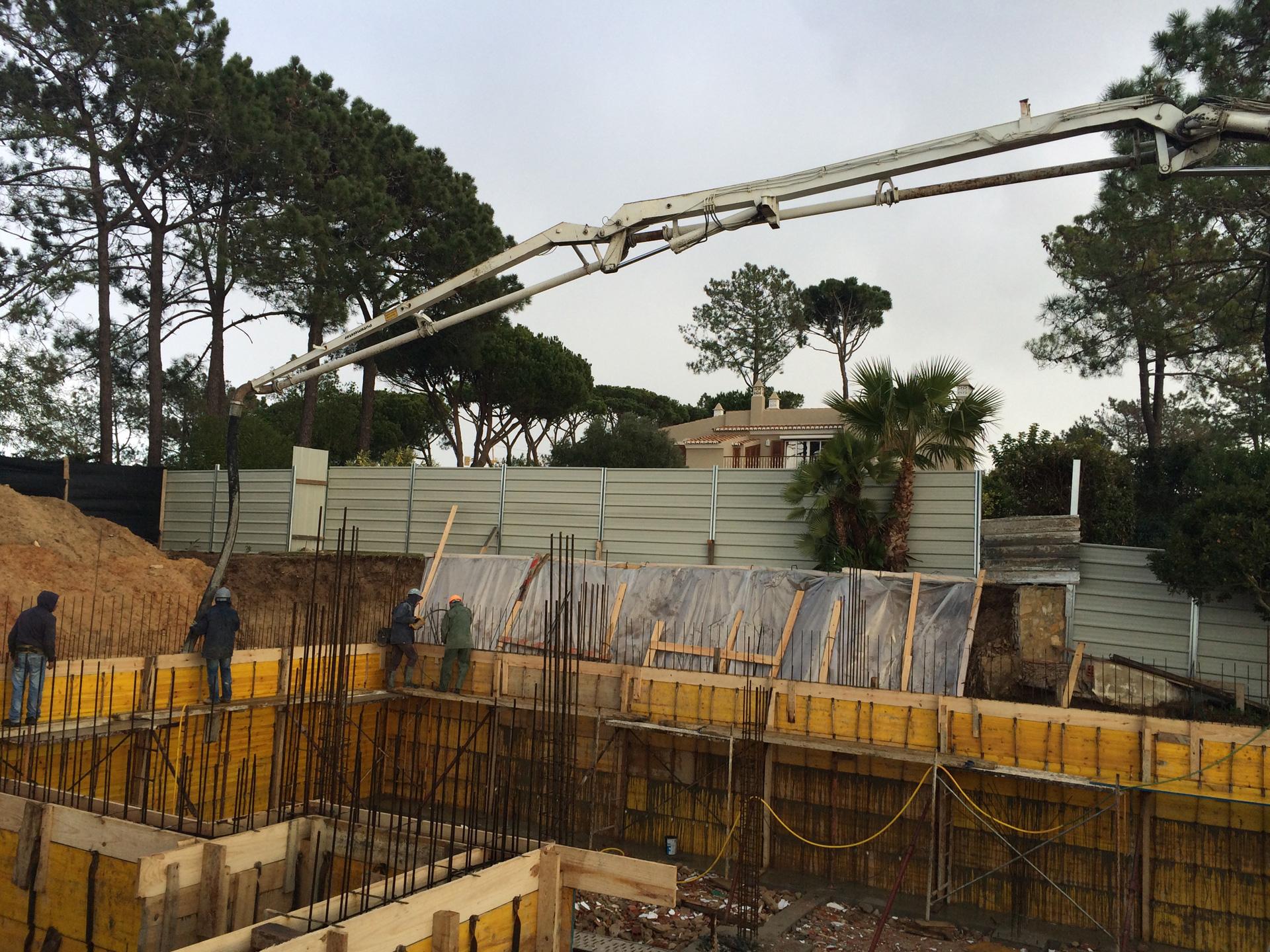 New build in Vale do Lobo