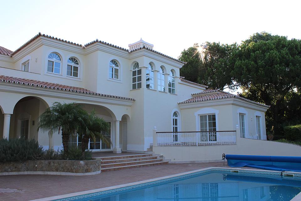 Full Villa Refurbishment in Pinheiros Altos