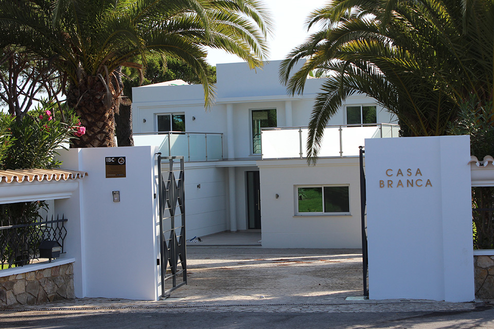 Villa Refurbishment in Quinta do Lago