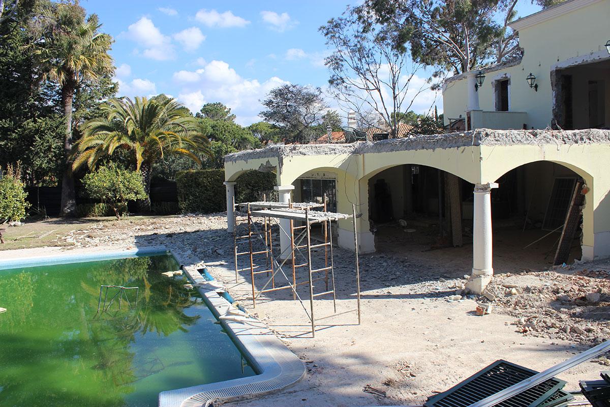 Full Villa Refurbishment in Quinta do Lago, Algarve
