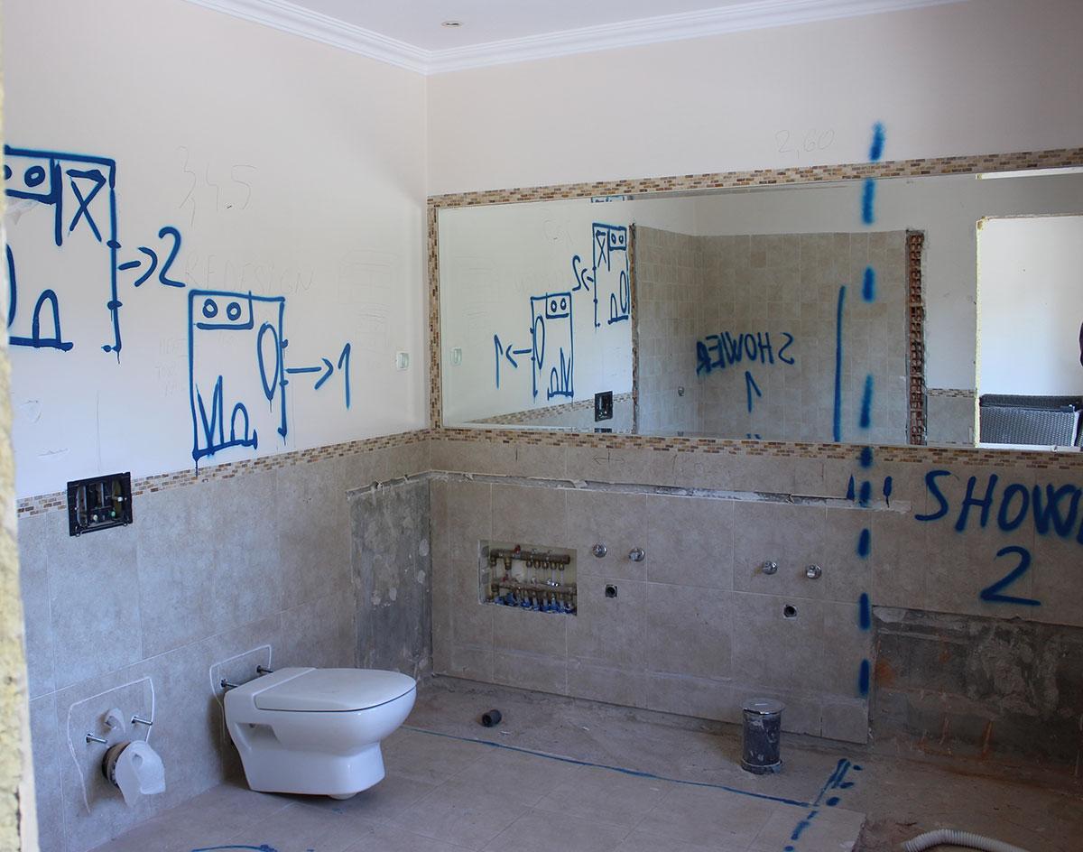 Villa Refurbishment