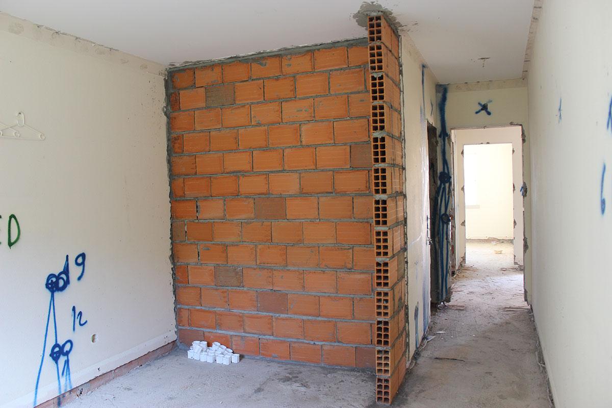 Full apartment refurbishment