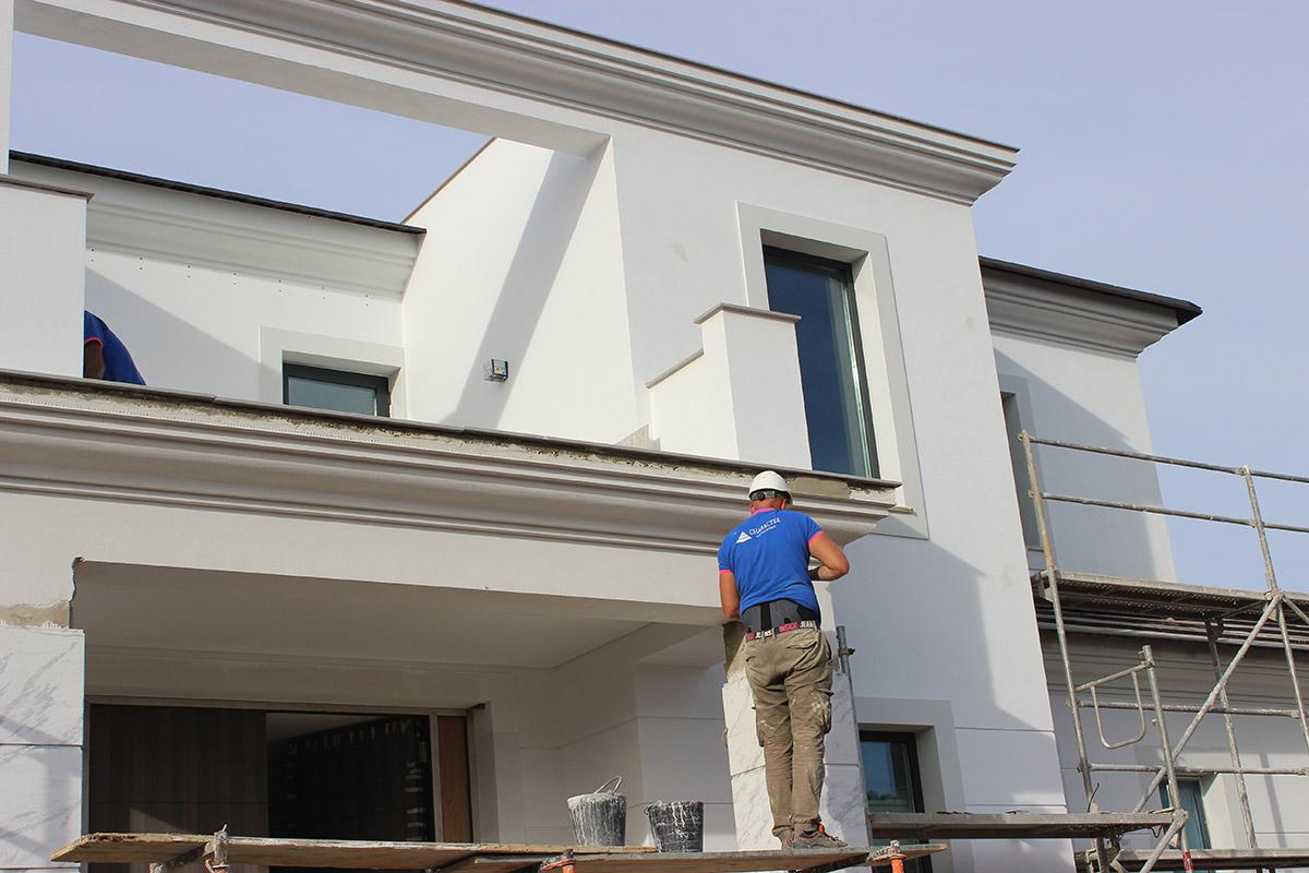 Full Villa Refurbishment