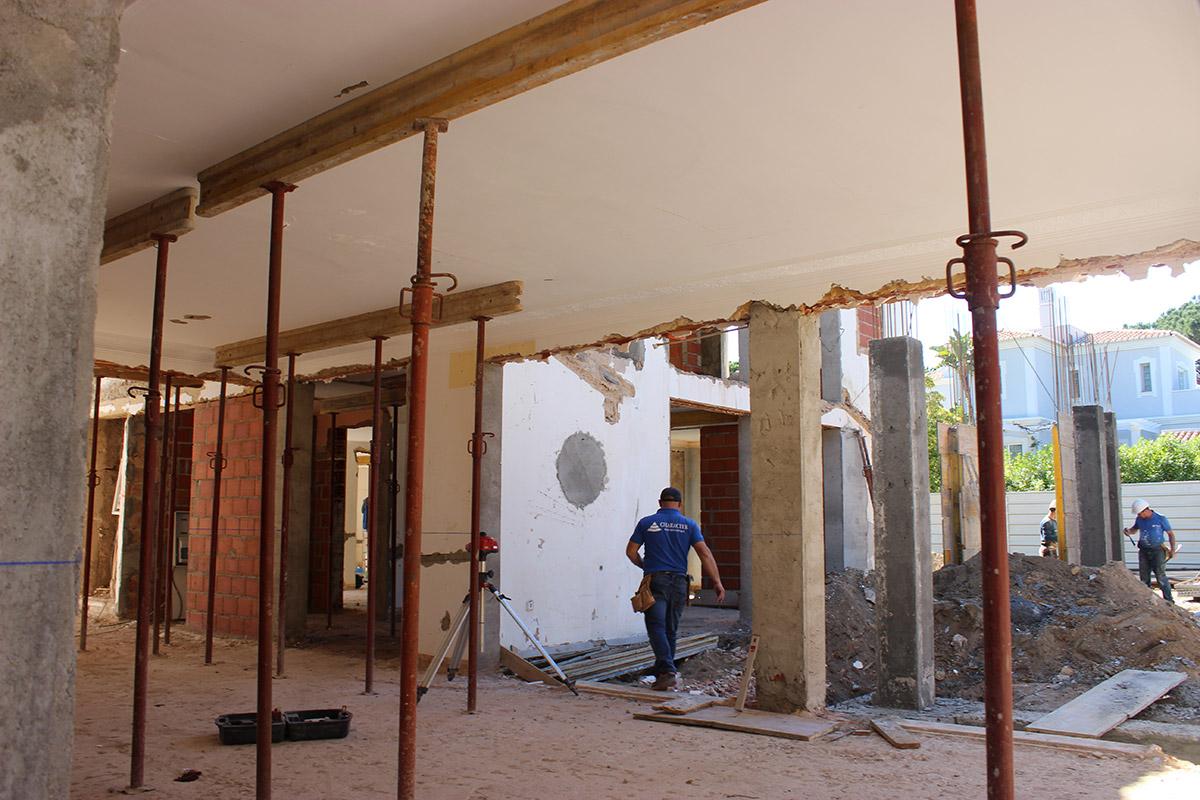 Quinta do Lago - Full Villa Refurbishment