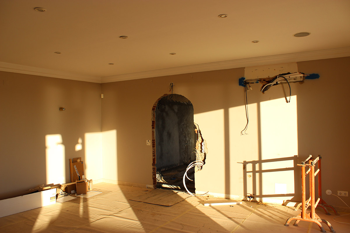 Vale do Lobo Villa Refurbishment