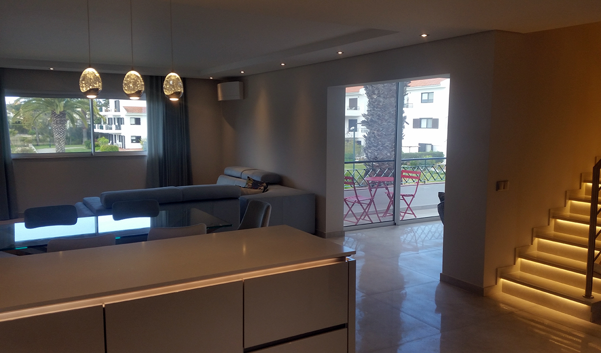 Apartment Refurbishment in Lake Side, Quinta do Lago