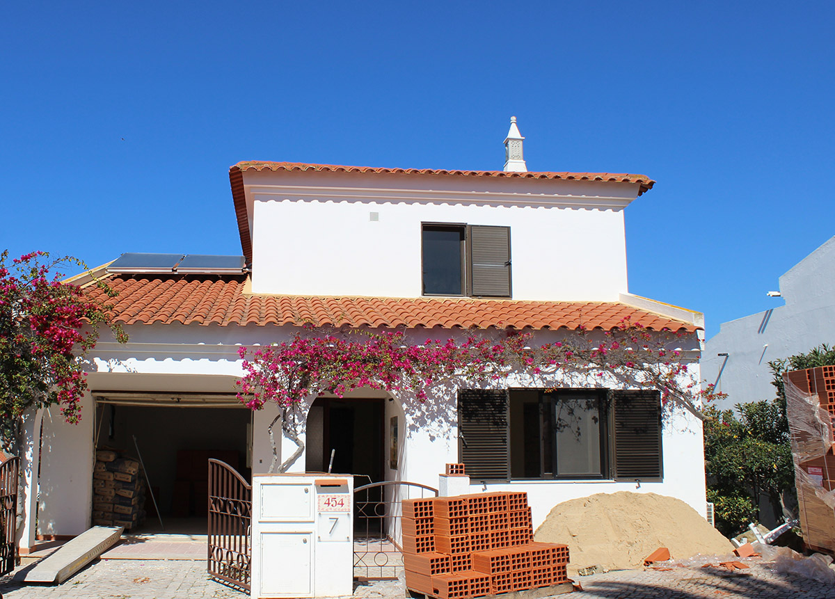 Full Villa Refurbishment in Lake Side, Quinta do Lago