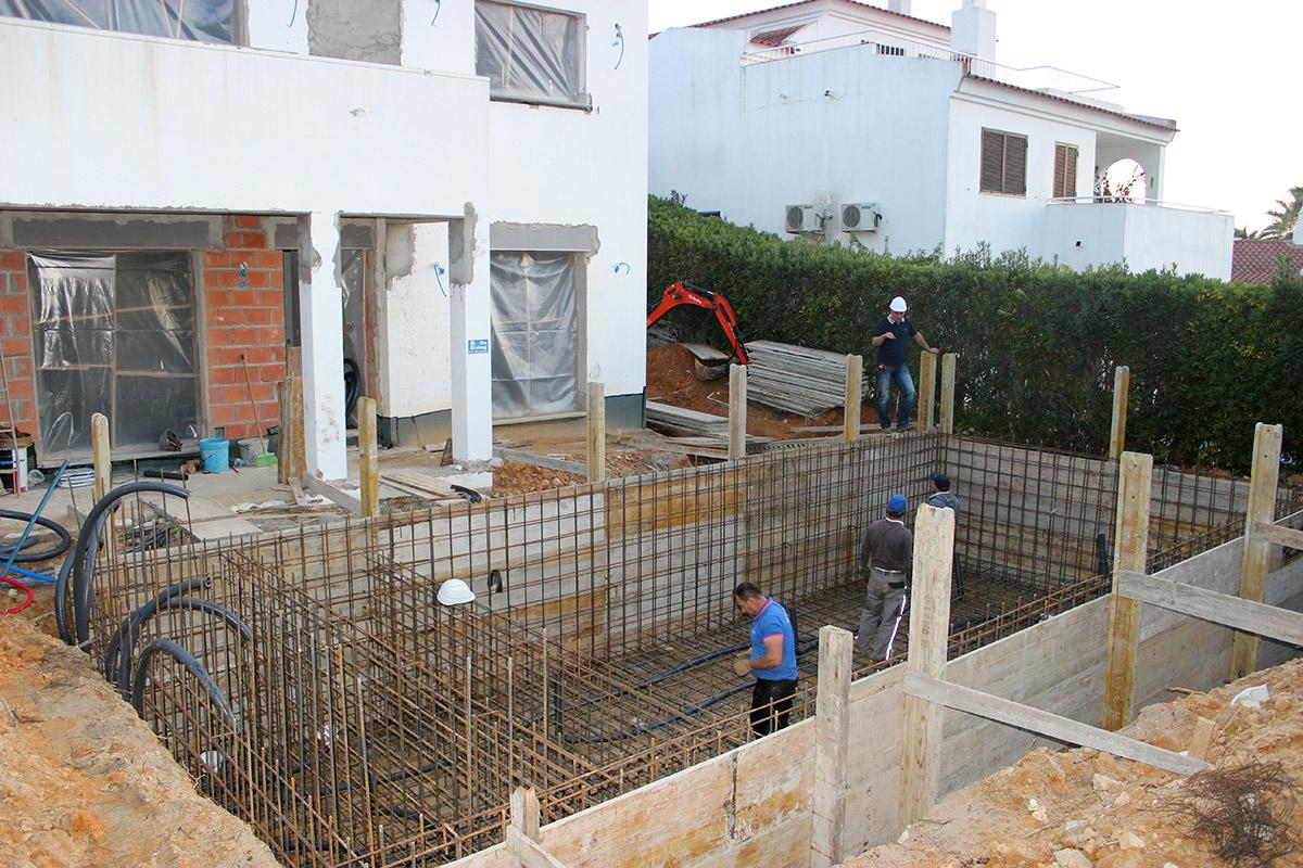 Full Villa Refurbishment in Lake Side, Quinta do Lago