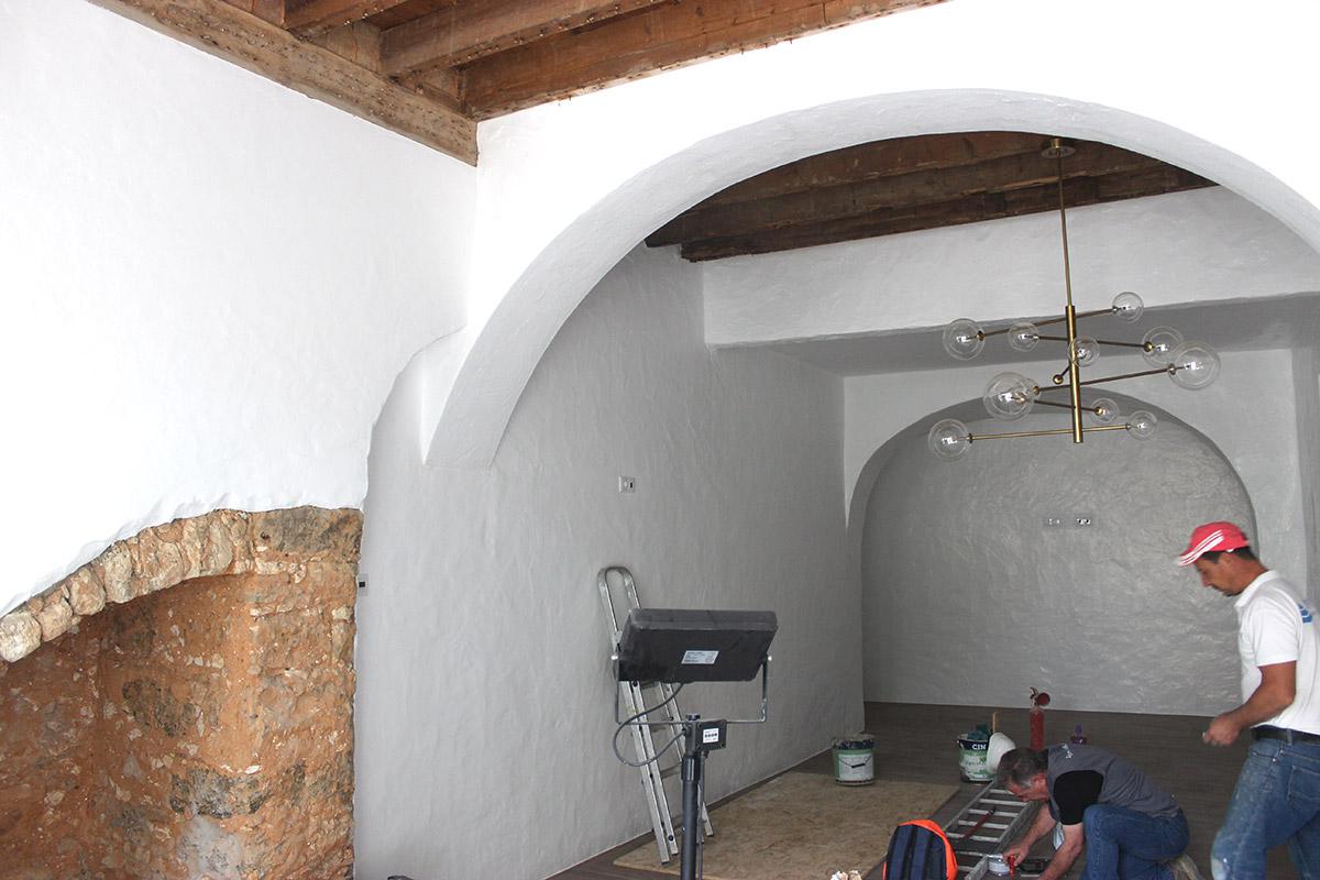 Loulé based real estate office refurbishment