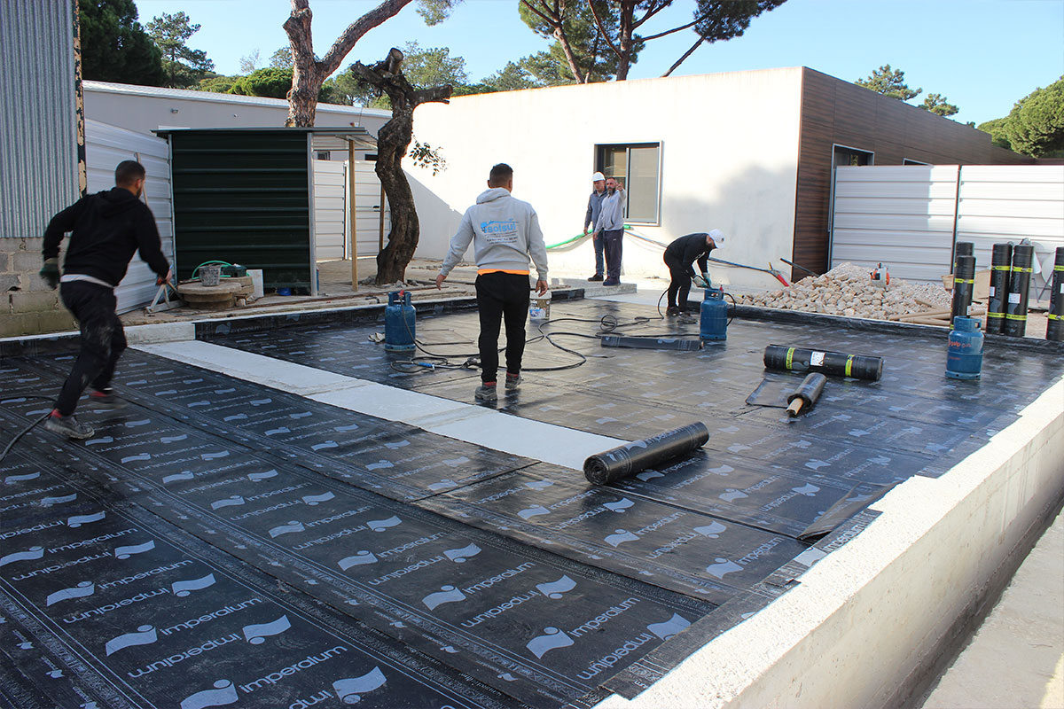 Infraquinta New Office Construction