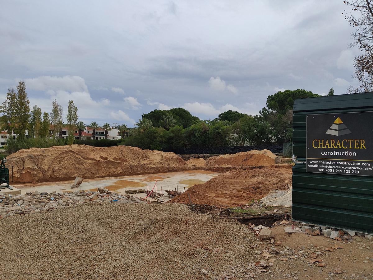 New Construction in Encosta do Lago