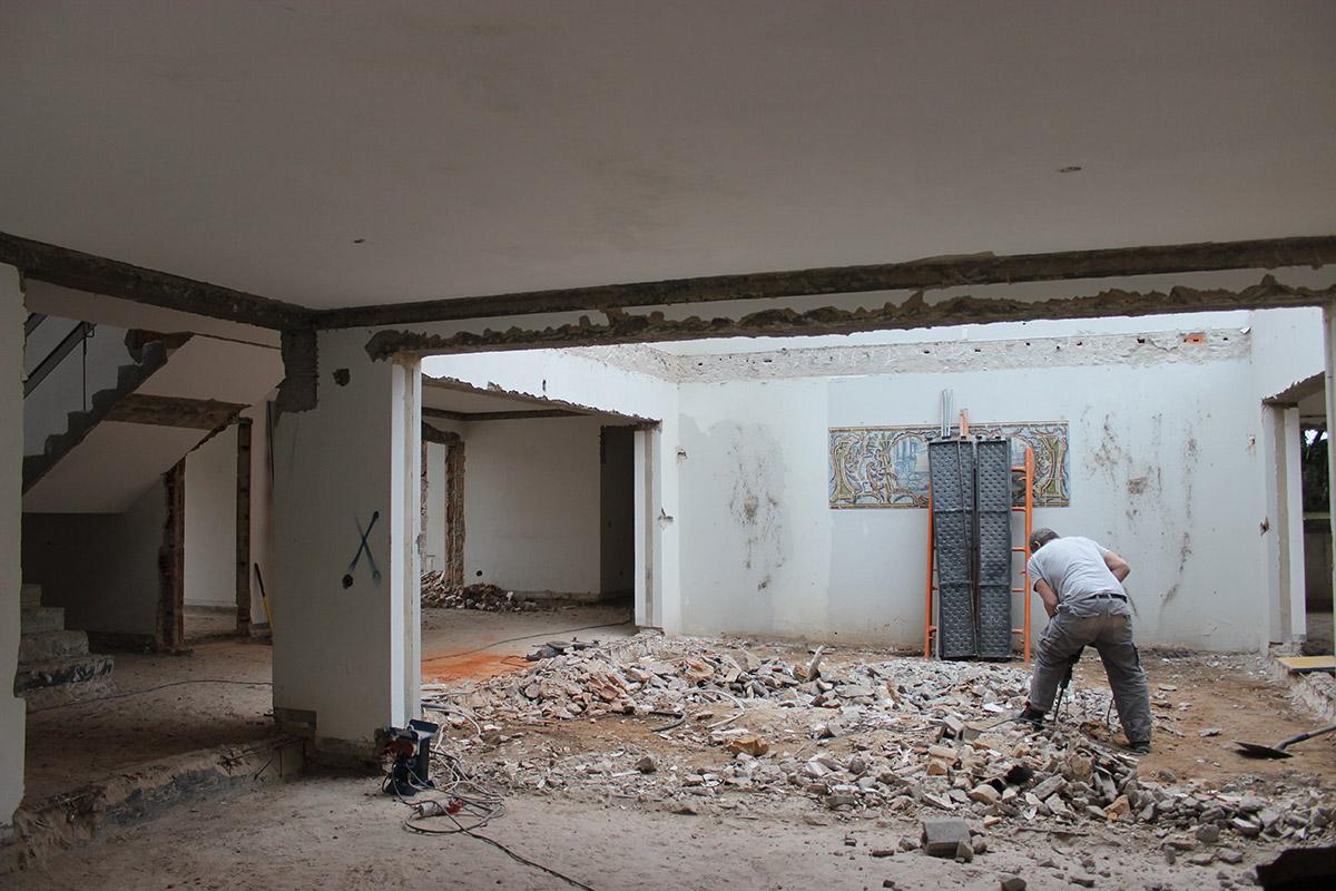 Villa Refurbishment in Quinta do Lago