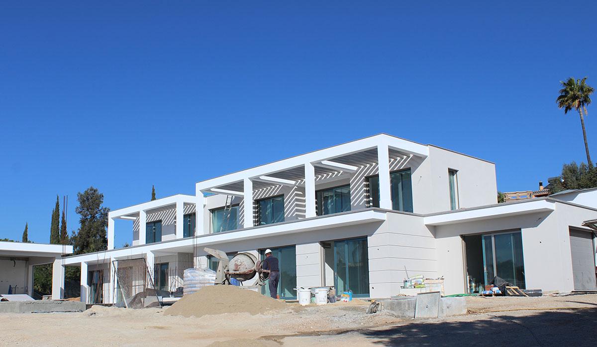 New Build - Villa Construction in Almancil, Algarve