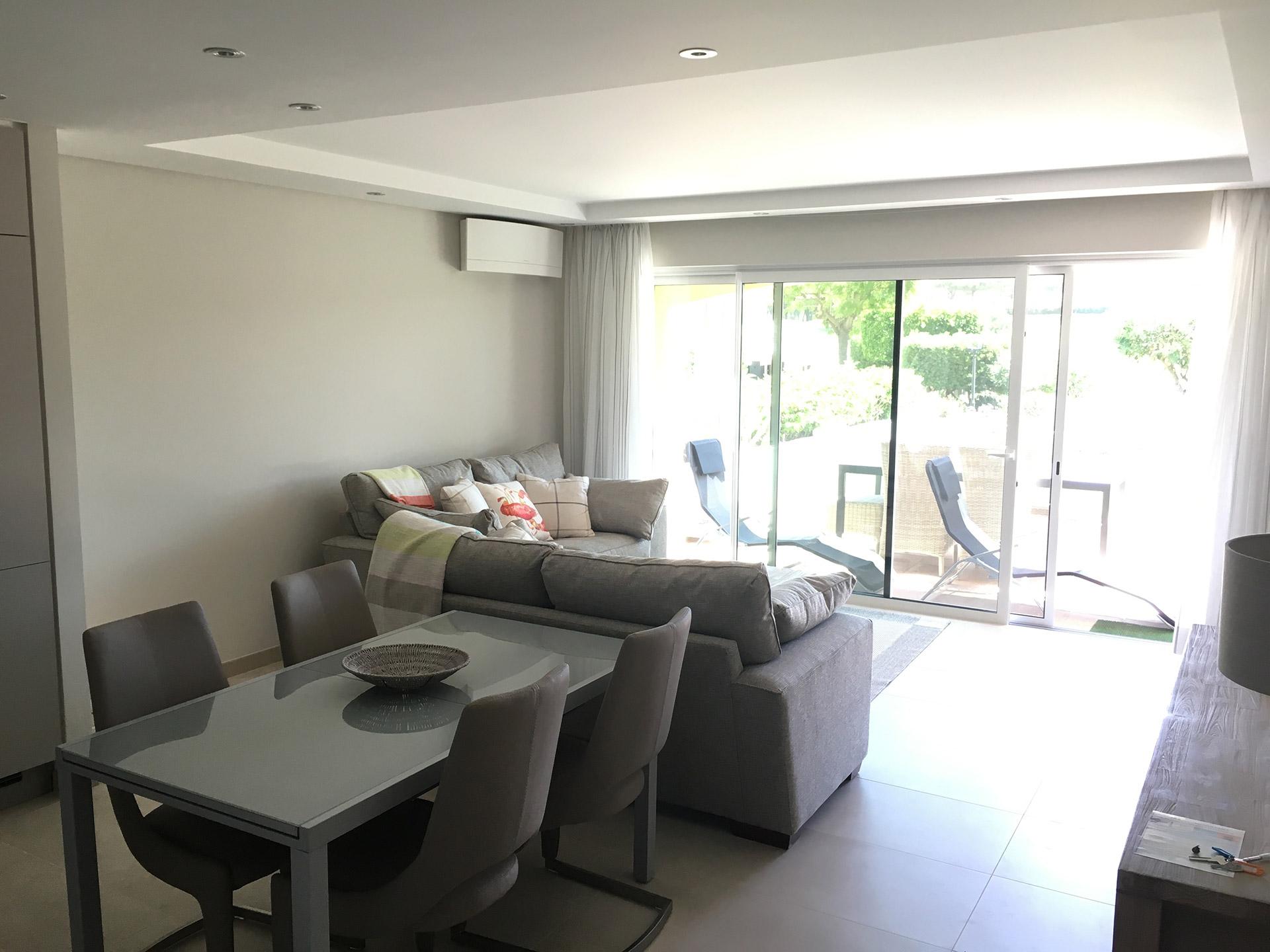 Apartment Refurb in San Lourenço