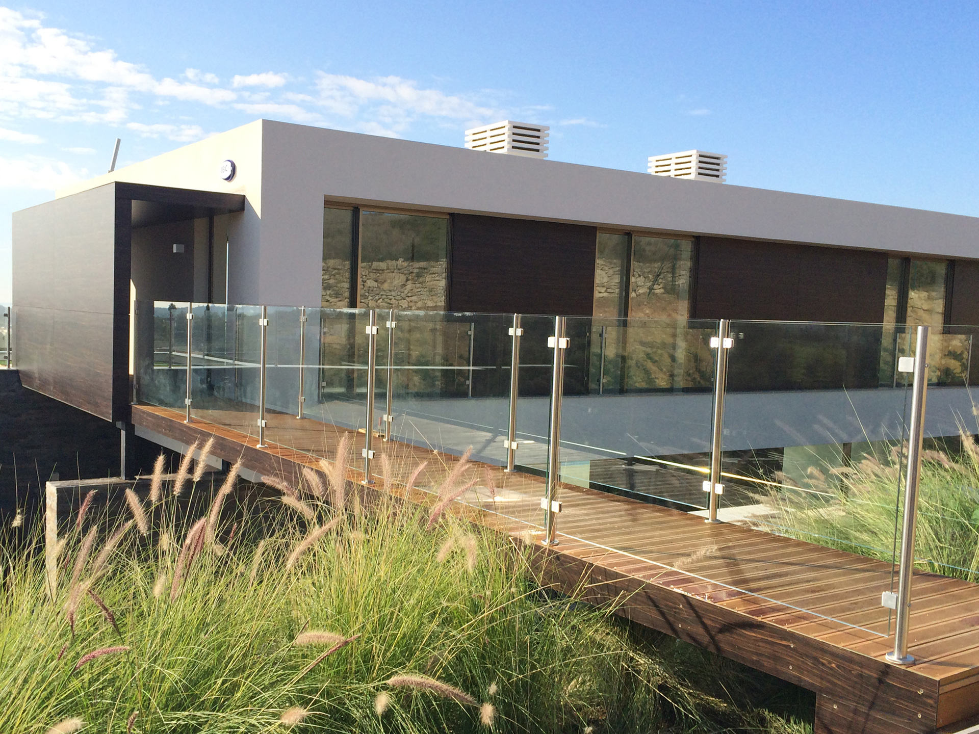 New Villa Construction