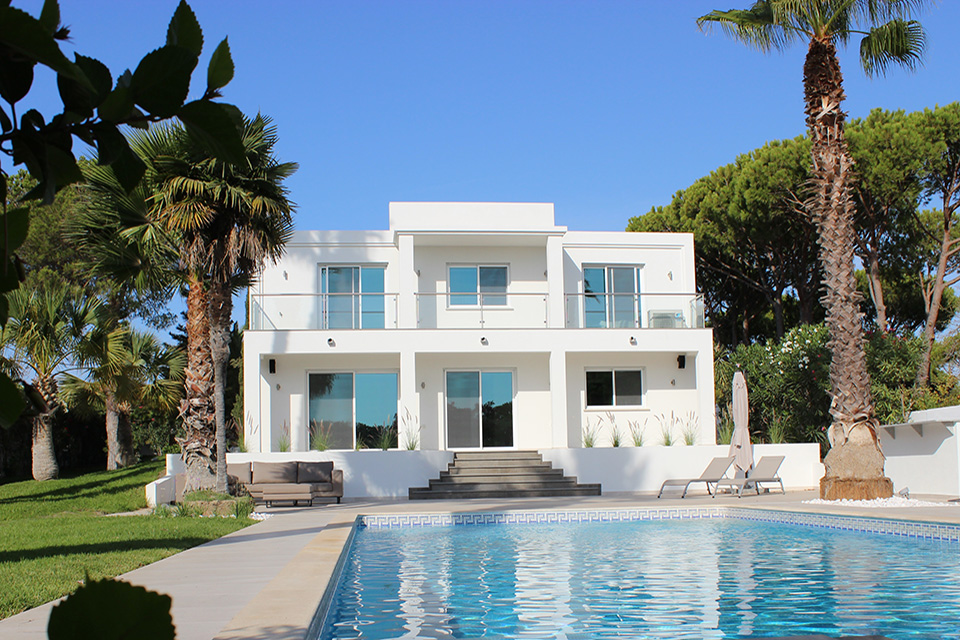 Full Villa Refurbishment in Quinta do Lago