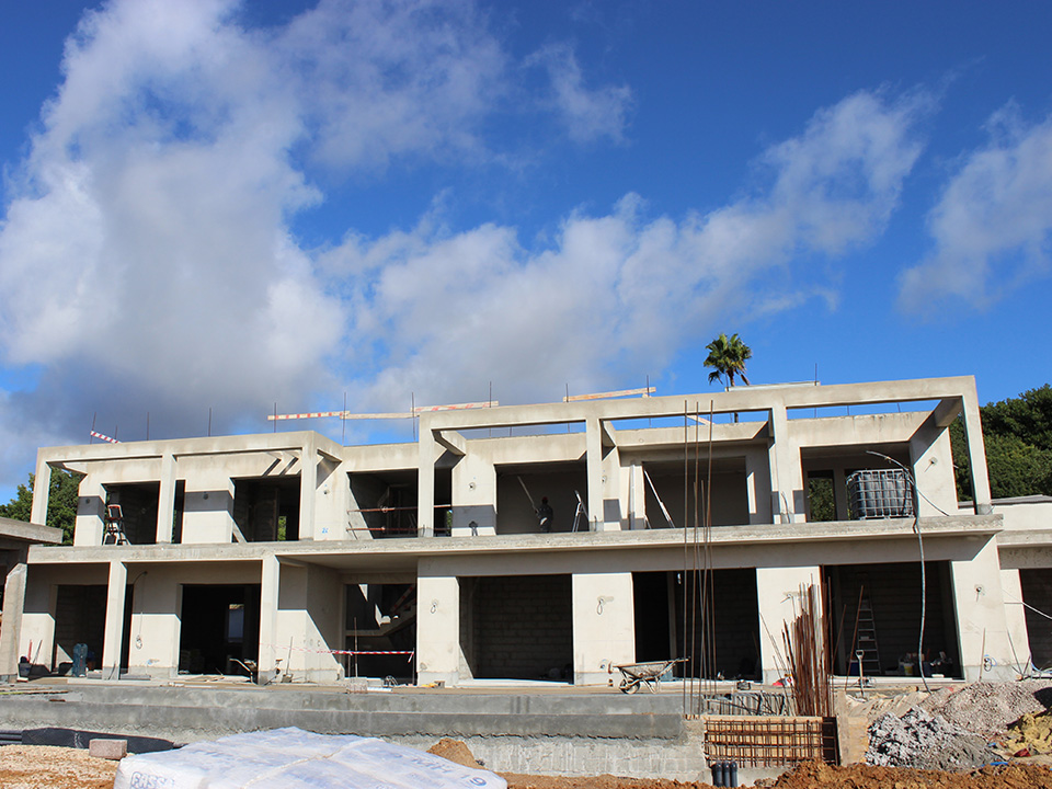 New Villa in Almancil