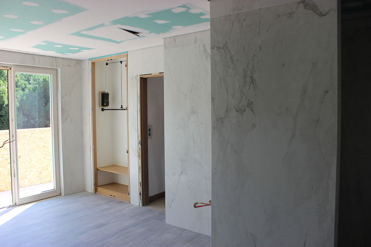 Bathroom Refurbishment for villa in Vale do Lobo
