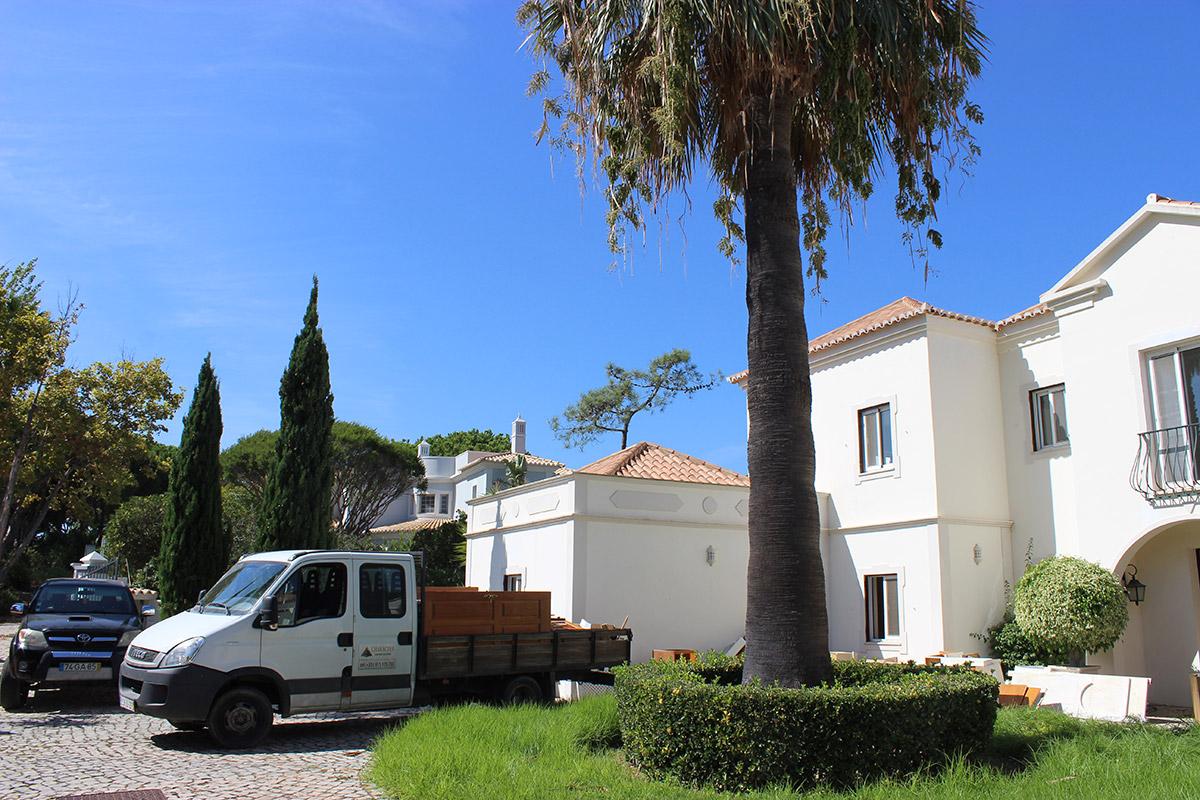 Villa Renovation in Quinta do Lago