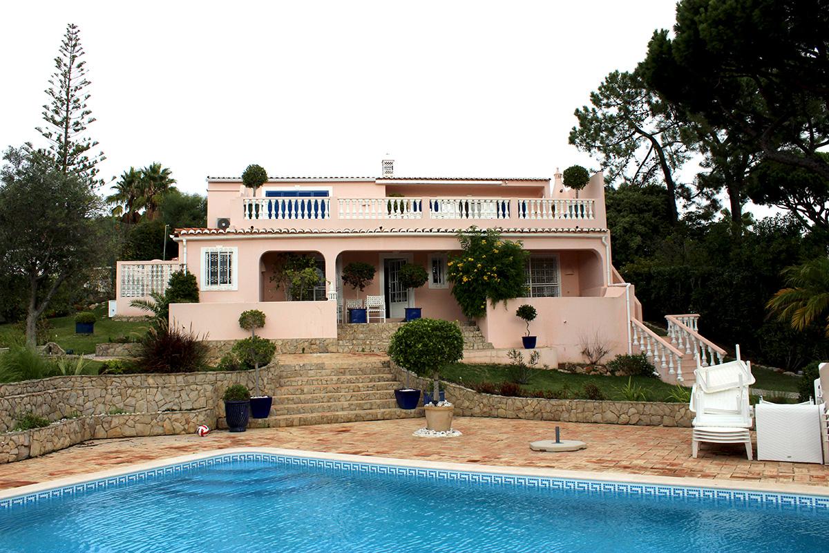 Full Villa Referbisment in Vale do Lobo