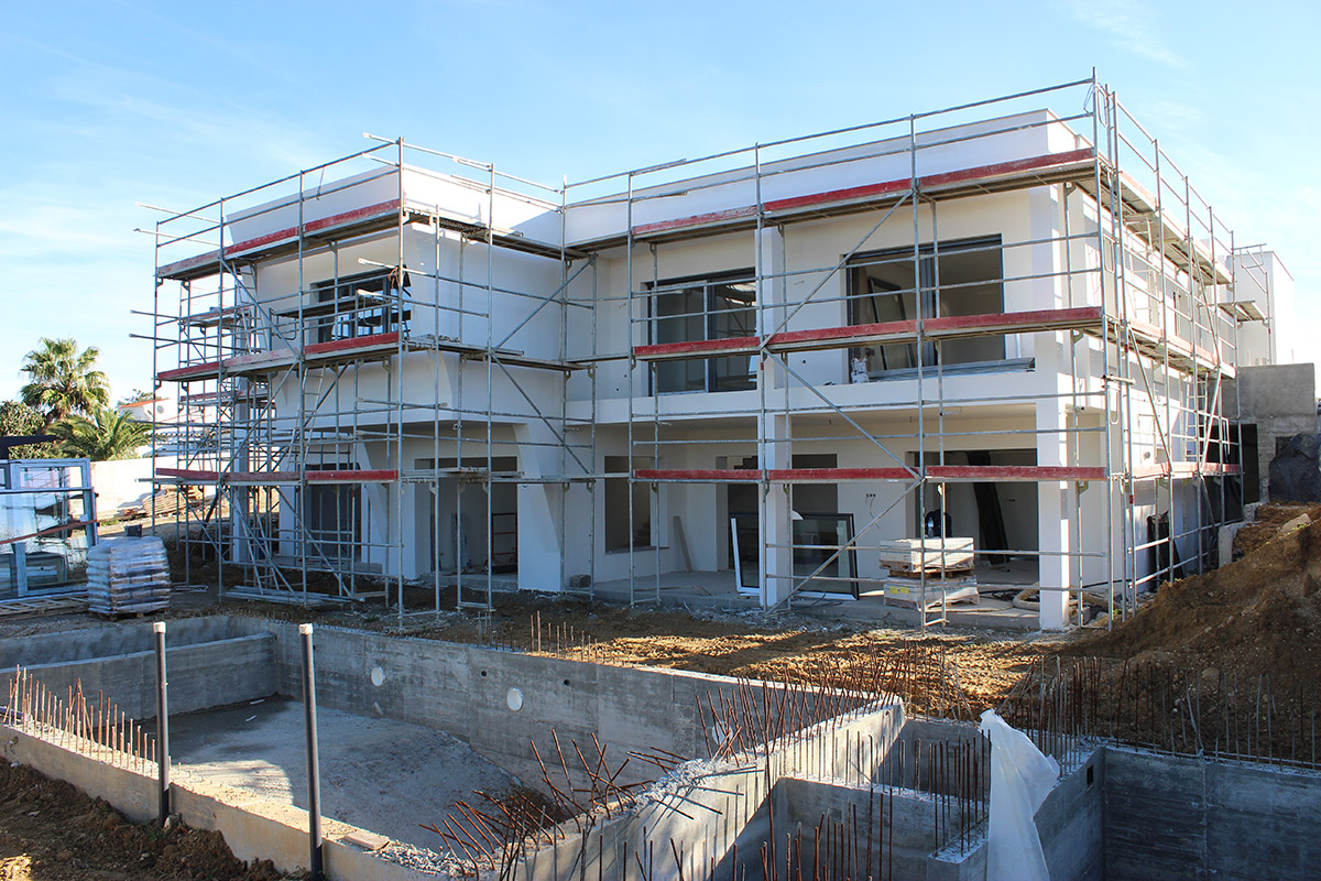 New Build Villa in Almacil