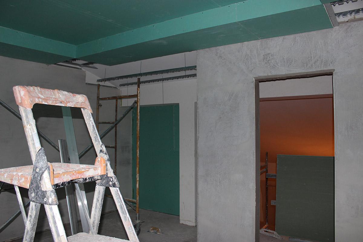 Villa Remodeling
