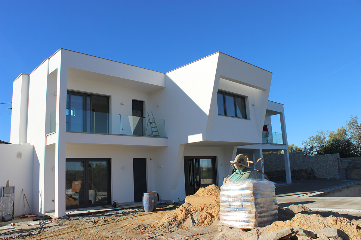New Build Villa in Almacil