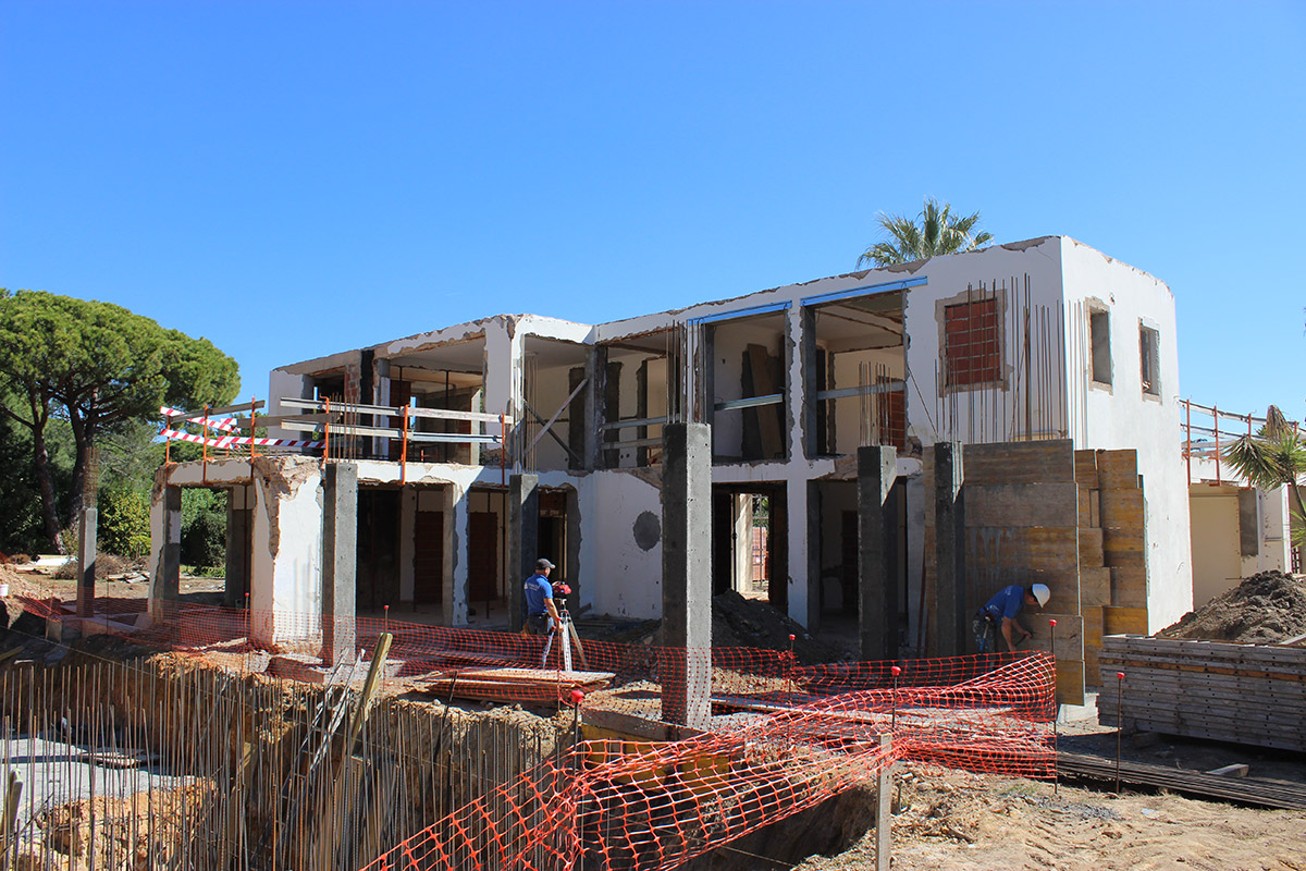 Villa Renovation in Quinta do Lago