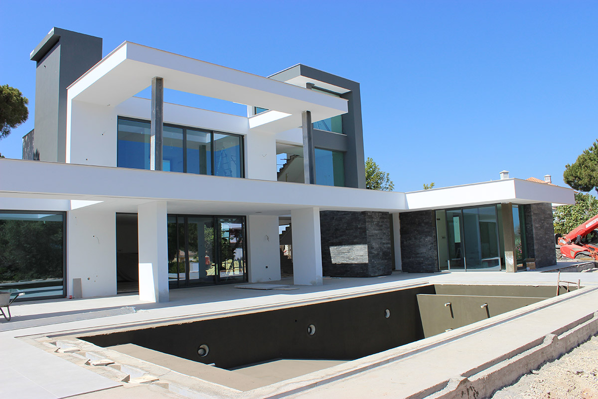 New Build Villa in Vale do Lobo