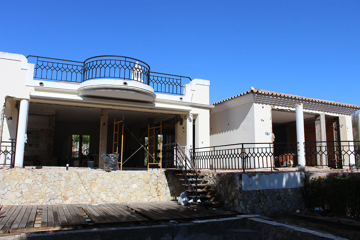 Villa Refurbishment in Quinta das Salinas, Quinta do Lago.