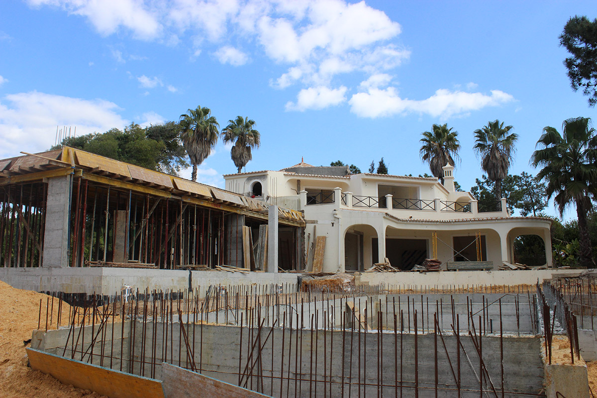 Villa Refurbishment in Monte Golfe