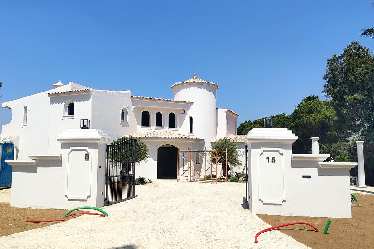 Villa Refurbishment in Monte Golfe