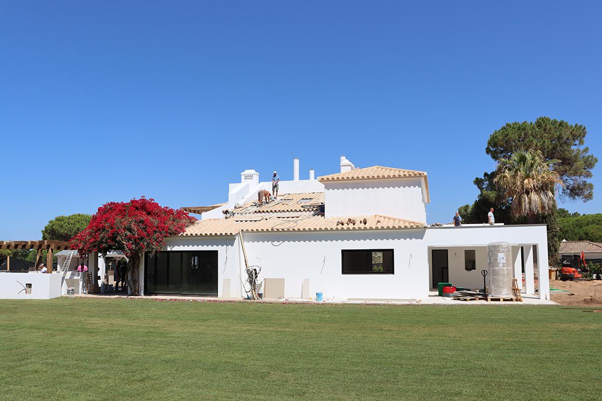 Villa Refurbishment Project in Quinta do Lago